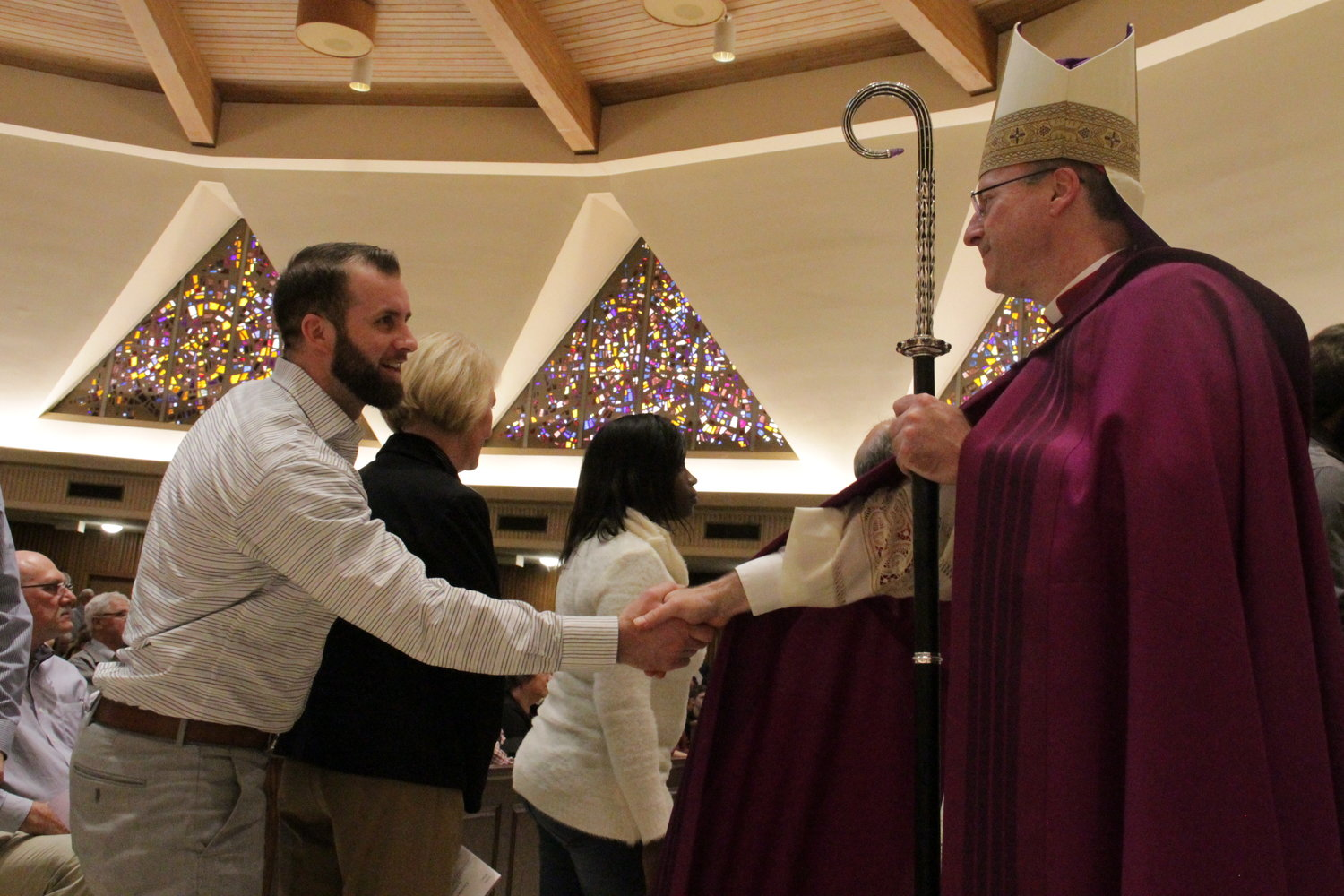 RCIA Becoming Catholic at the Cathedral of St. Joseph