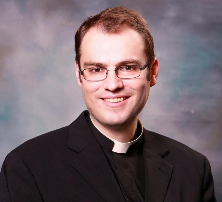 Father Dylan Schrader